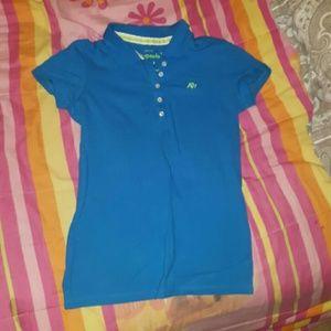 Aeropostale button Polo Shirt